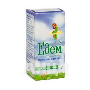 Эдем сироп 0,5 мг/мл флакон 60 мл