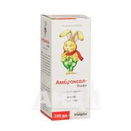 Амброксол-Вішфа сироп 15 мг/5 мл флакон 100 мл