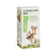 Пектолван Фіто ісландський мох екстракт рідкий флакон 50 мл