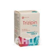 Тризипін лонг таблетки пролонгованої дії 1000 мг банка №28