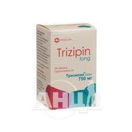 Тризипін лонг таблетки пролонгованої дії 750 мг банка №28
