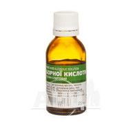 Борної кислоти розчин спиртовий 2 % флакон 25 мл