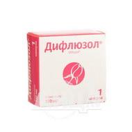 Дифлюзол капсулы 150 мг блистер №1