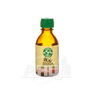 Йод-Вішфа розчин спиртовий для зовнішнього застосування 5 % флакон 20 мл