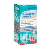 Ангилекс-Здоровье раствор для ротовой полости флакон 120 мл
