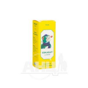 Евкабал краплі 0,1 % флакон 10 мл