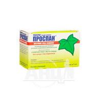 Проспан раствор от кашля оральный 35 мг/5 мл стик №21