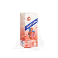 Кардіолін краплі для перорального застосування флакон 50 мл
