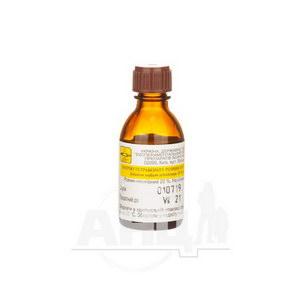 Натрію тетраборату розчин 20% у гліцерині для зовнішнього застосування 20 % флакон 30 г
