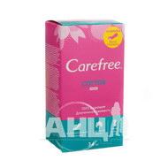Щоденні прокладки Carefree Cotton Fresh №34