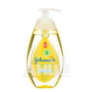 Пінка-шампунь Johnson's Baby від маківки до п'ят 300 мл