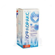 Біофлоракс сироп 670 мг/мл флакон 200 мл