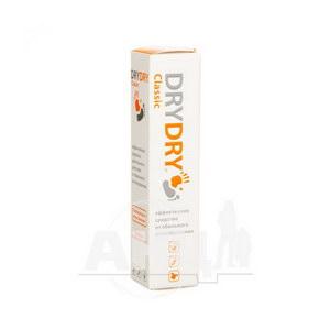 Дезодорант для тіла Dry Dry 35 мл