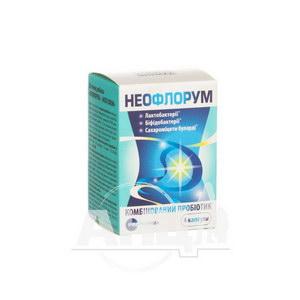 Неофлорум капсули №4