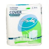 Пелюшки гігієнічні MyCo Cover 60 х 90 см №30