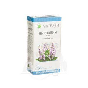 Нирковий чай листя 1,5 г фільтр-пакет №20