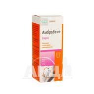 Амбробене сироп 15 мг/5 мл флакон 100 мл