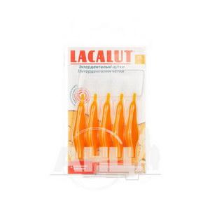 Интердентальные щетки Lacalut Interdental XS