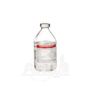 Хартмана раствор для инфузий бутылка 200 мл