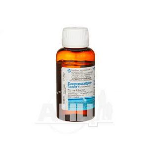 Хлоргексидин-Здоров'я розчин 0,05 % флакон круглий 100 мл