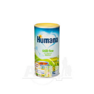 Чай Humana для підвищення лактації 200 г