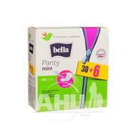 Прокладки гігієнічні щоденні Bella Panty Mini №36