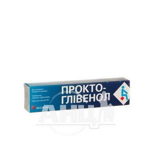 Прокто-Глівенол крем ректальний туба 30 г з насадкою