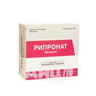 Рипронат розчин для ін'єкцій 100 мг/мл ампула 5 мл №10
