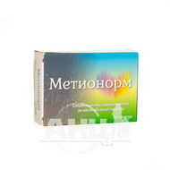 Метионорм капсули 460 мг №30