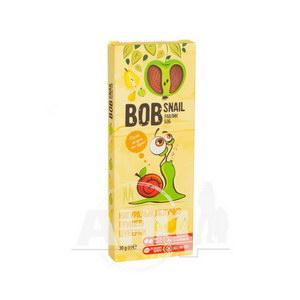 Цукерки натуральні Равлик Боб яблуко-груша 30 г