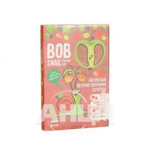 Цукерки натуральні Равлик Боб яблуко-полуниця 60 г