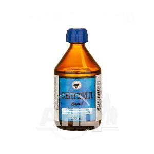 Септил розчин спиртовий для зовнішнього застосування 70 % флакон 100 мл
