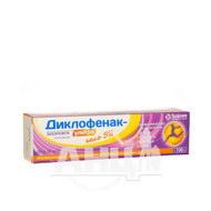 Диклофенак-Здоров'я ультра гель 50 мг/г туба 100 г
