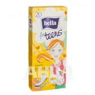 Прокладки гігієнічні щоденні Bella for Teens Energy Exotic Fruits deo №20