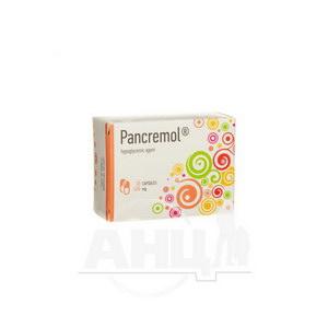Панкремол капсулы 400 мг №30