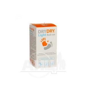 Дезодорант для тела Dry Dry лайт 50 мл