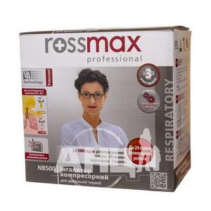 Інгалятор компресорний Rossmax NB 500