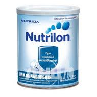 Суміш молочна Nutrilon мальабсорбция 400 г
