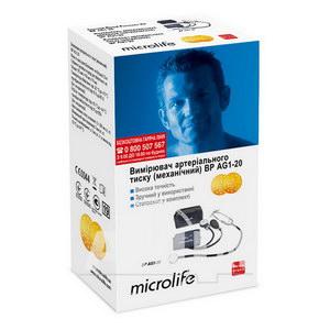 Механічний тонометр Microlife BP AG 1-20