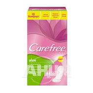 Щоденні прокладки Carefree Aloe №32