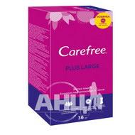 Щоденні прокладки Carefree Plus Large №36