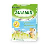 Суміш молочна суха дитяче молочко Малиш істринський 3 320 г