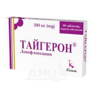 Тайгерон таблетки покрытые оболочкой 500 мг блистер №10