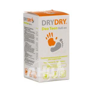 Дезодорант Dry Dry Deo Teen 50 мл