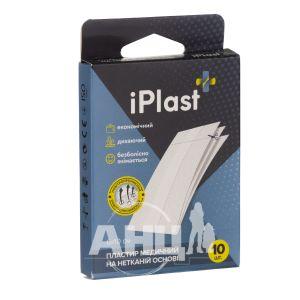 Пластырь Iplast на нетканной основе 6х10см №10