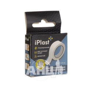 Пластырь Iplast хирургический 5 м х 1,25 см на нетканной основе