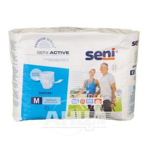 Підгузки для дорослих Seni Active medium №10