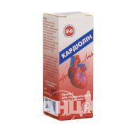 Кардіолін краплі для перорального застосування флакон 30 мл