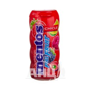Жувальний драже Mentos Pure Fresh ягоди лайм 30 г