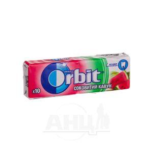 Жувальна гумка Orbit соковитий кавун 14г